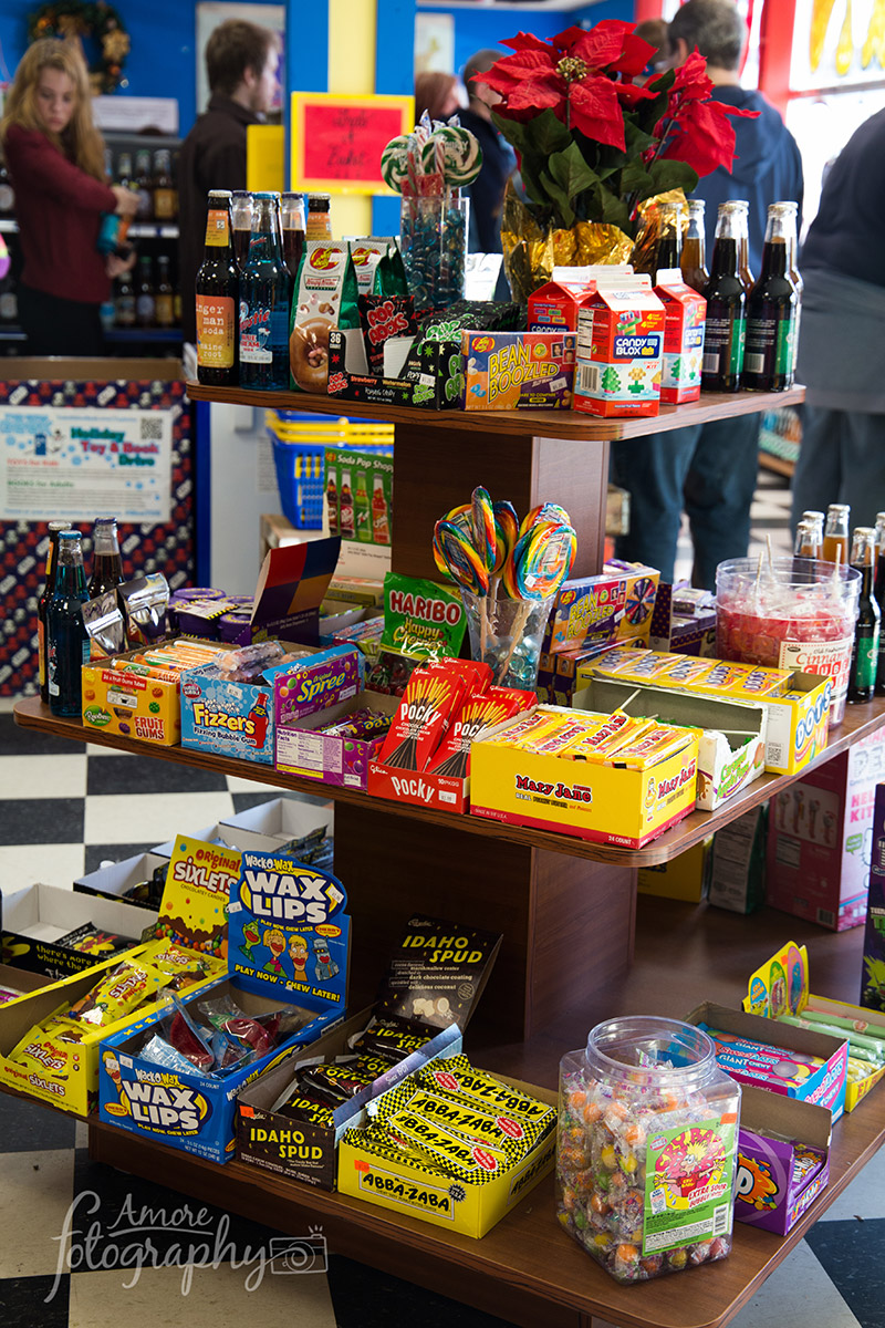 Classic Candies on Display image