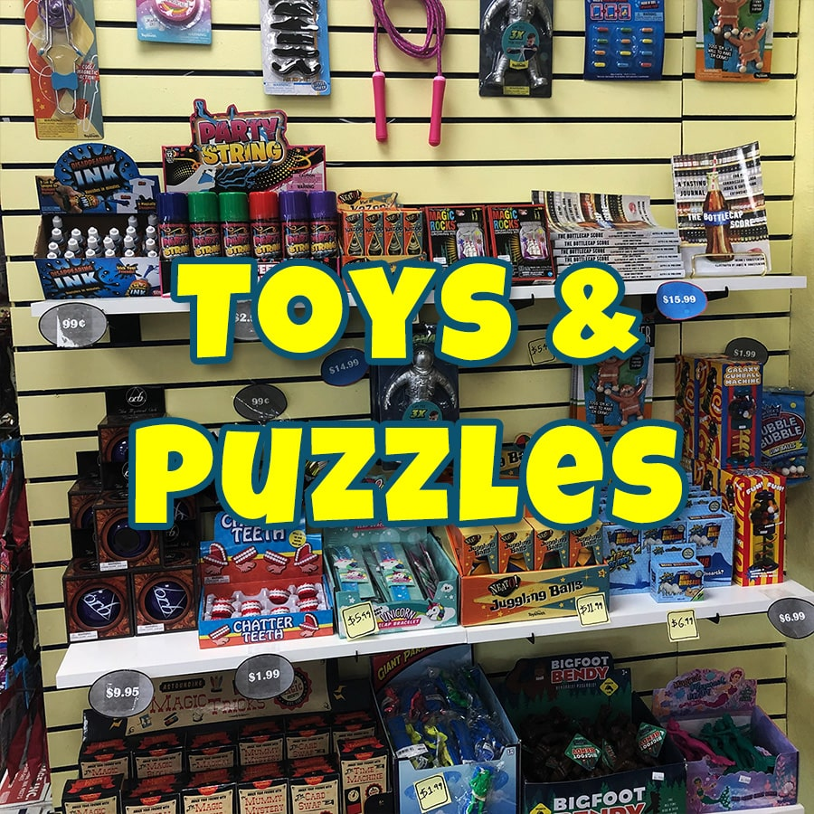 Toys and Puzzles image
