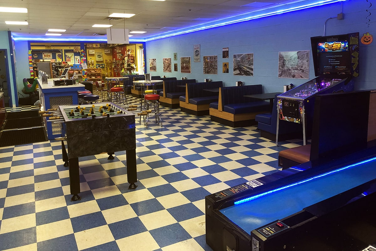 View Across Our Classic Soda Fountain image