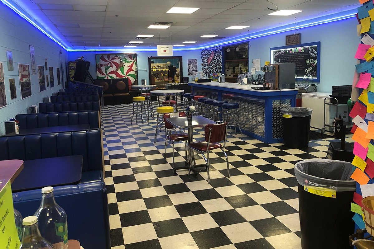 Classic Diner Seating image