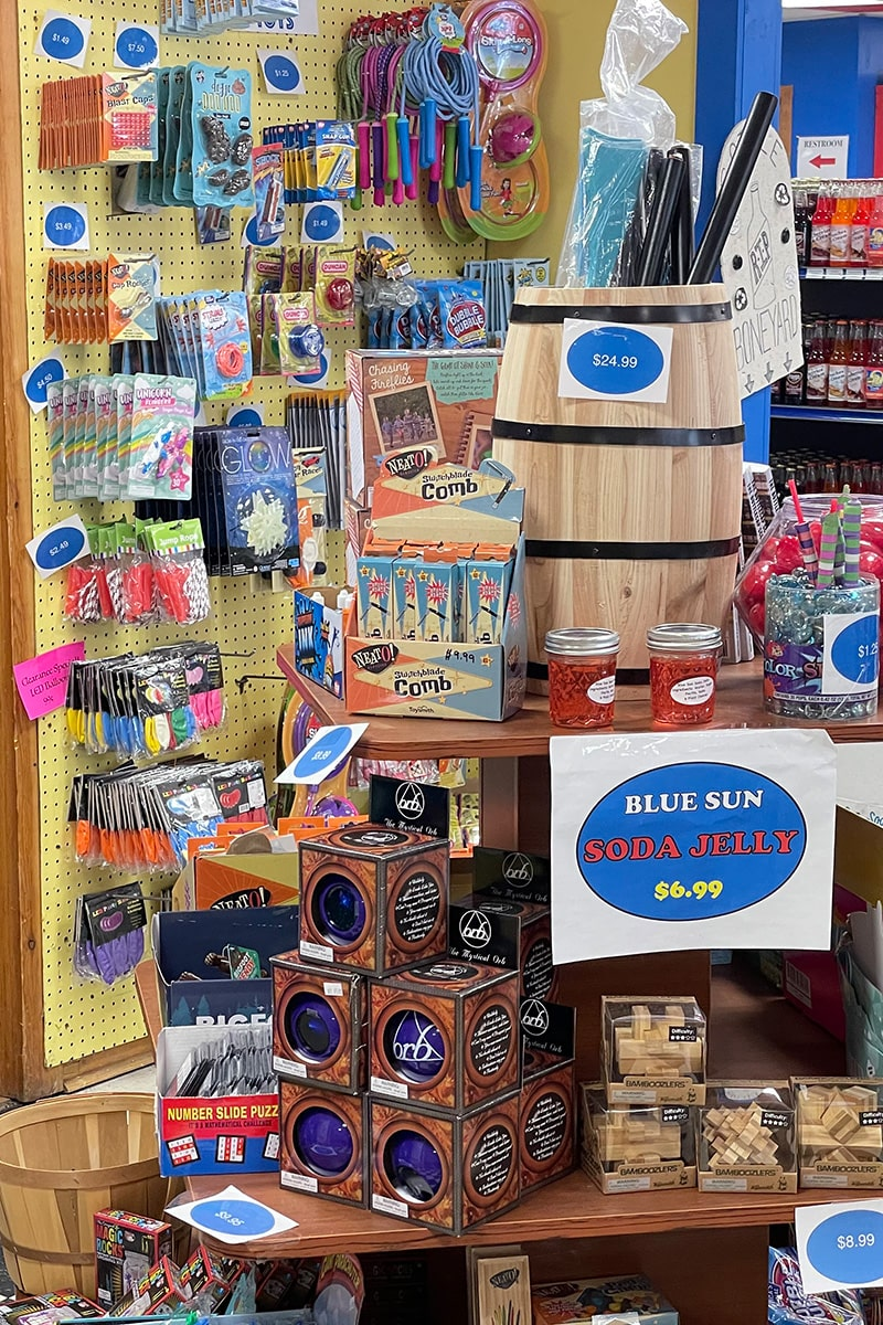 Image of Trinkets and Mind Puzzles at Blue Sun